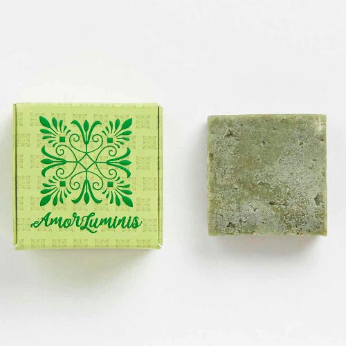 Amor Luminis Shampoo Bar Lily - Oily Hair (60g)