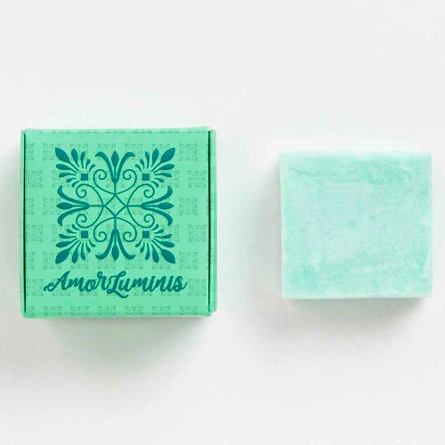Amor Luminis Shampoo Bar Oceane - Normal Hair (60g)