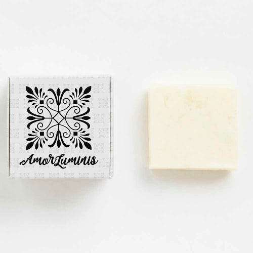 Amor Luminis Shampoo Bar Pearl - Dandruff (60g)