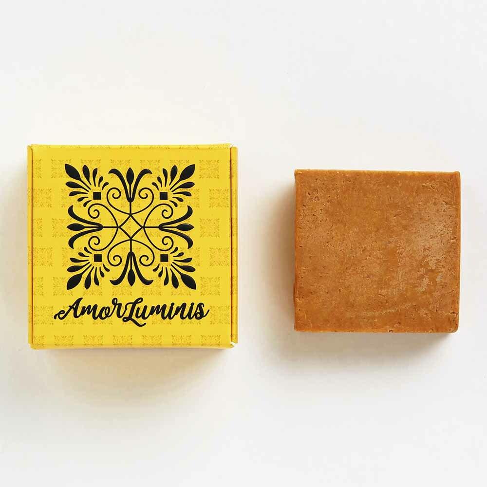 Amor Luminis Shampoo Bar Soraya - Repairing (60g)