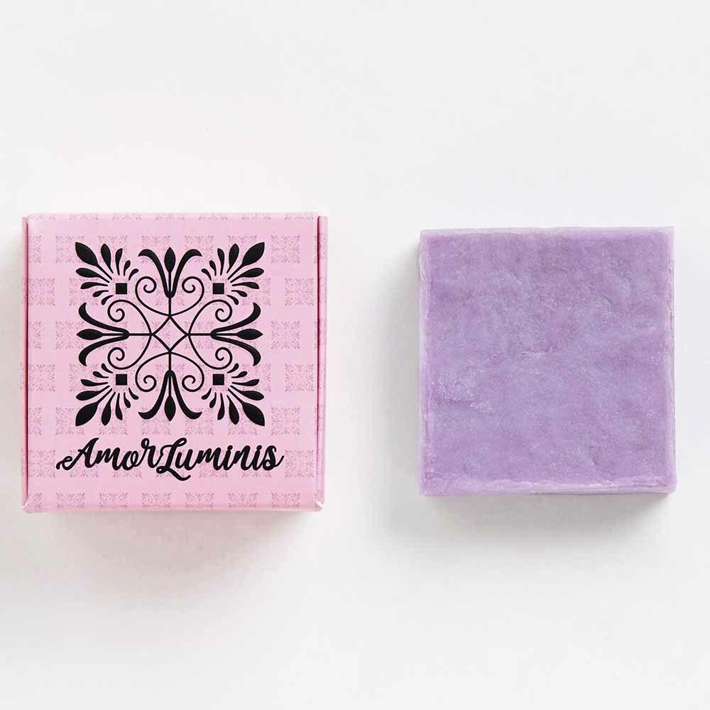 Amor Luminis Shampoo & Body Bar Sucre D'Orge (60g)
