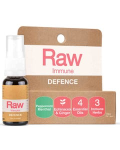 Raw Immune Defence Peppermint Menthol