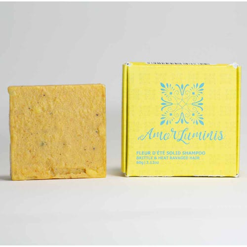 Amor Luminis Shampoo Bar - Brittle & Damaged (60g)