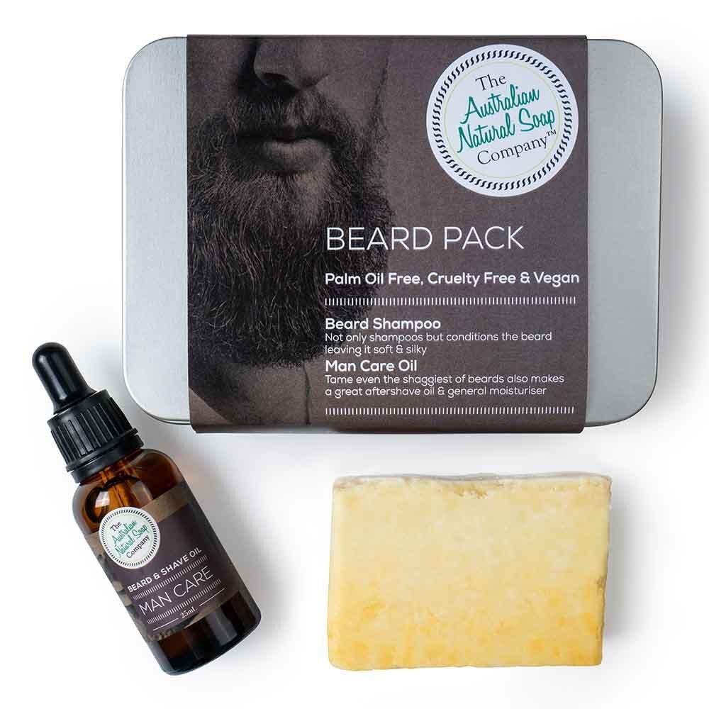 The ANSC Beard Pack