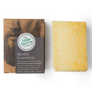 The ANSC Beard Shampoo (100g)