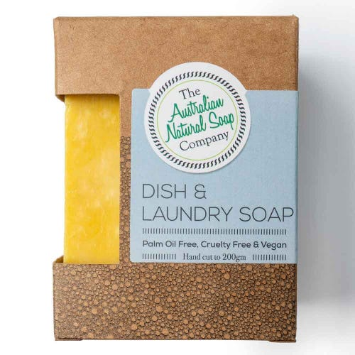 The ANSC Dish & Laundry Soap (200g)