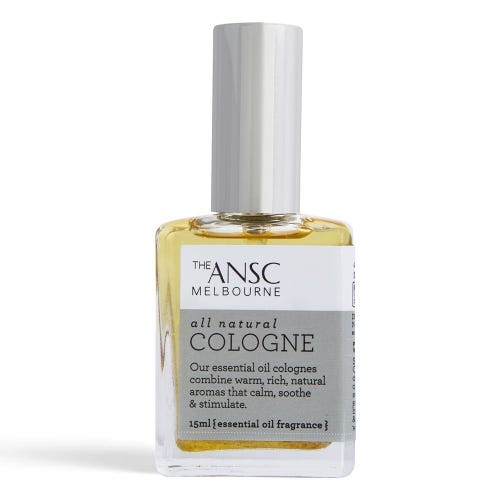 The ANSC All Natural Cologne - Grey (15ml)