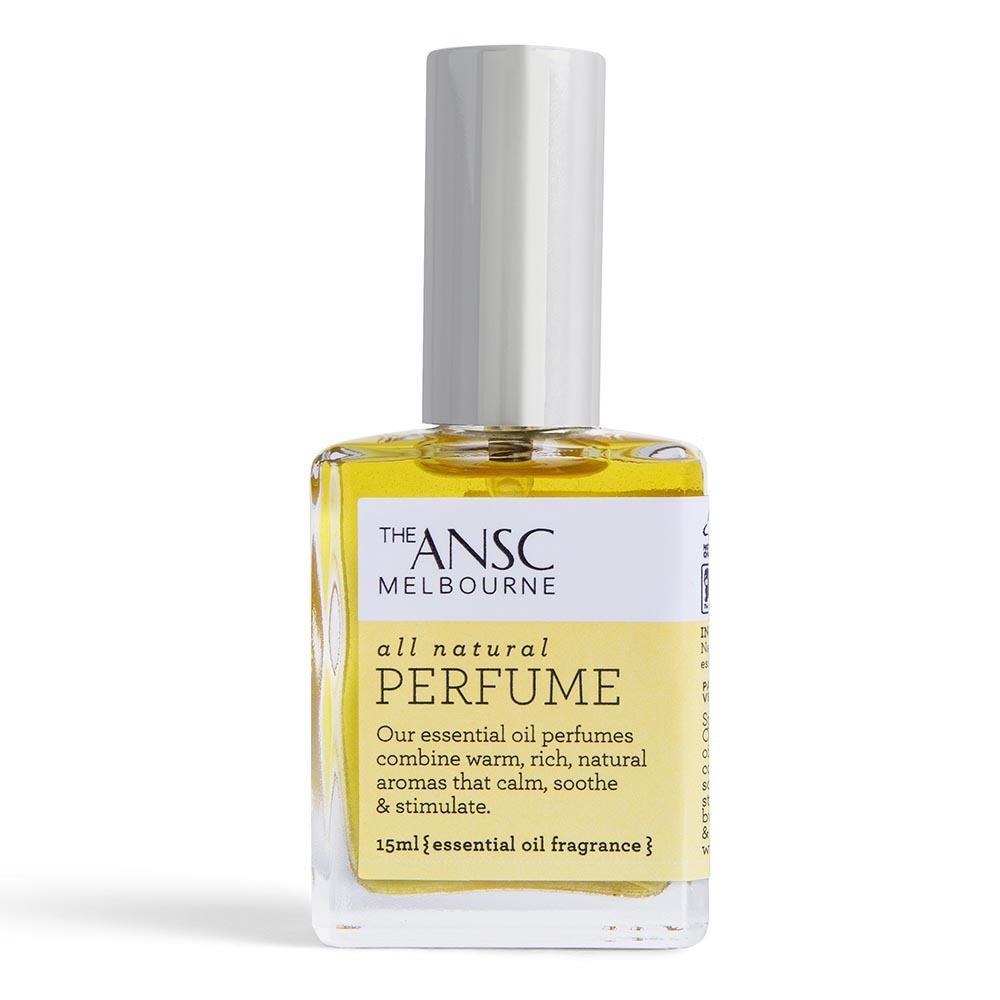 The ANSC Natural Perfume Yellow (15ml)