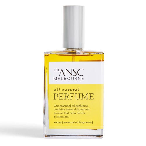 The ANSC Natural Perfume Yellow (100ml)