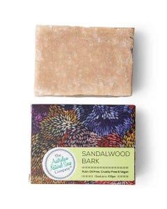 The ANSC Sandalwood Bark Soap (100g) | Flora & Fauna Australia