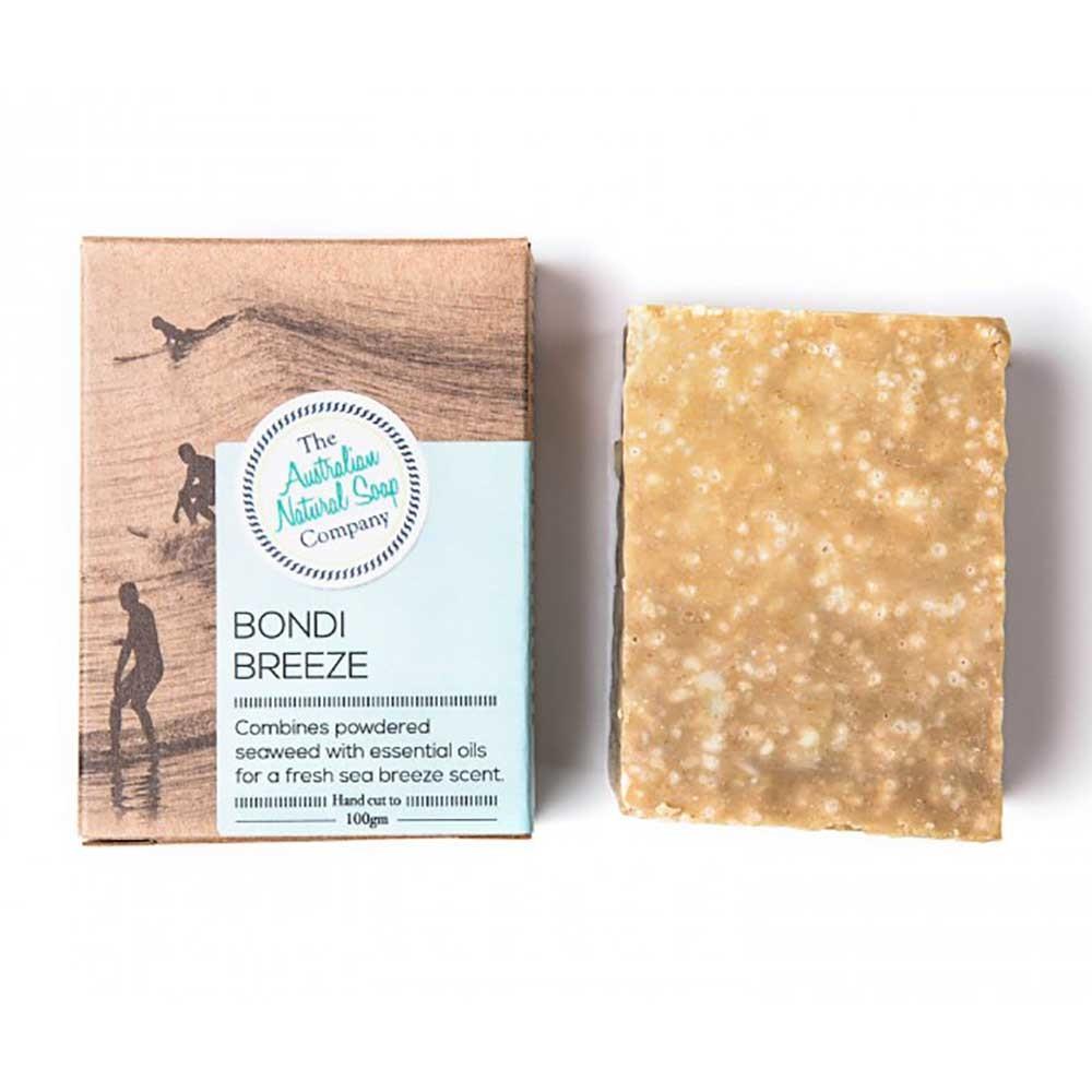 The ANSC Bondi Breeze Soap (100g)
