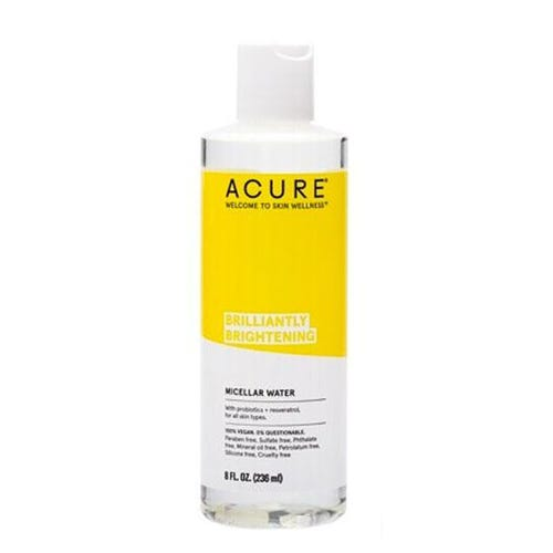 Acure Brilliantly Brightening Micellar Water (236ml)