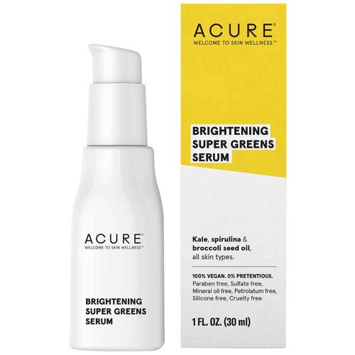 Acure Brightening Super Greens Serum (30ml)