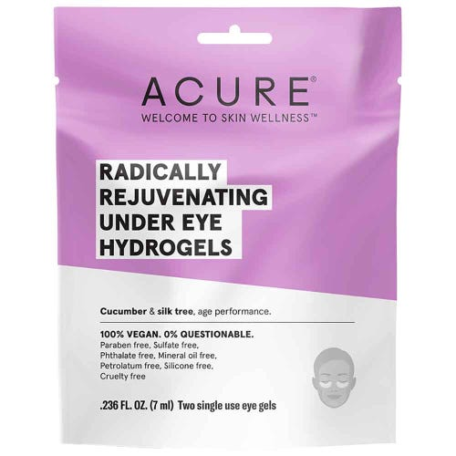 Acure Radically Rejuvenating Under Eye Hydrogels (7ml)