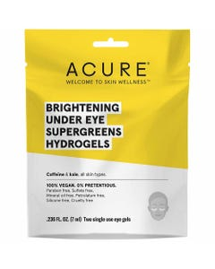 Acure Brightening Under Eye Hydrogels (7ml)
