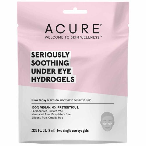 Acure Seriously Soothing Under Eye Hydrogels (7ml)