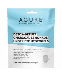 Acure Detox-Depuff Under Eye Hydrogels (7ml)