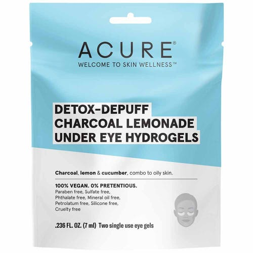 Acure Detox-Depuff Under Eye Hydrogels (7ml)