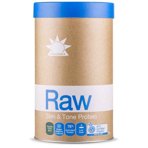 Raw Slim & Tone Protein - Double Choc Mint (1kg)