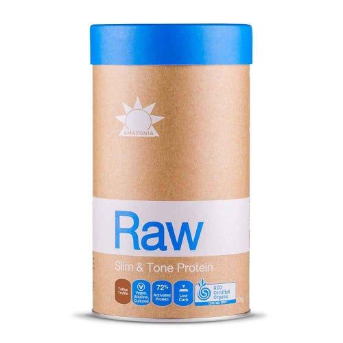 Raw Slim & Tone Protein - Toffee Truffle (500g)