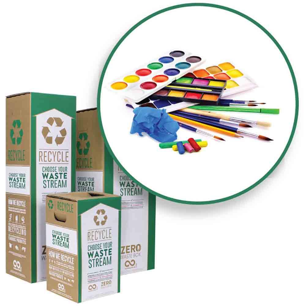 Terracycle Art Supplies Zero Waste Box