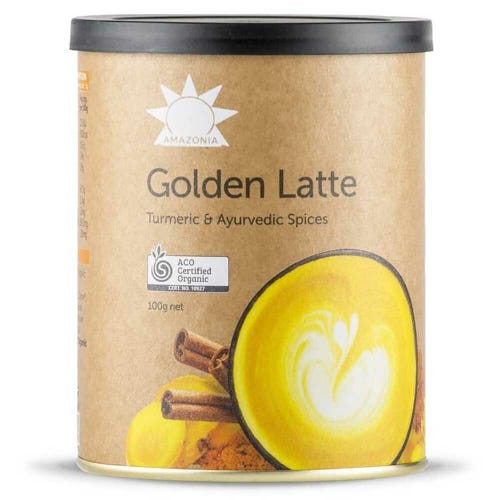 Raw Golden Latte (100g)