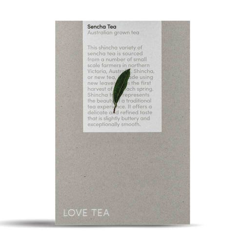 Love Tea - Australian Sencha Loose Leaf Tea (300g)