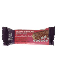 The Foods Of Athenry Caramel Rocky Road Bar (55g)