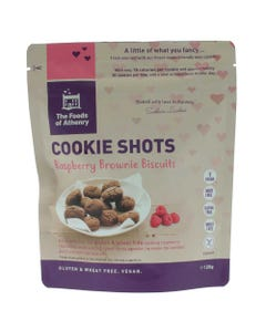 The Foods Of Athenry Raspberry Brownie Cookie Shots (120g)