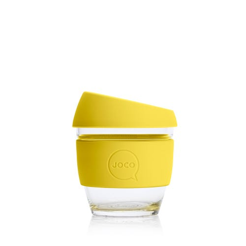 JOCO Reusable Glass Cup Meadowlark (4oz)