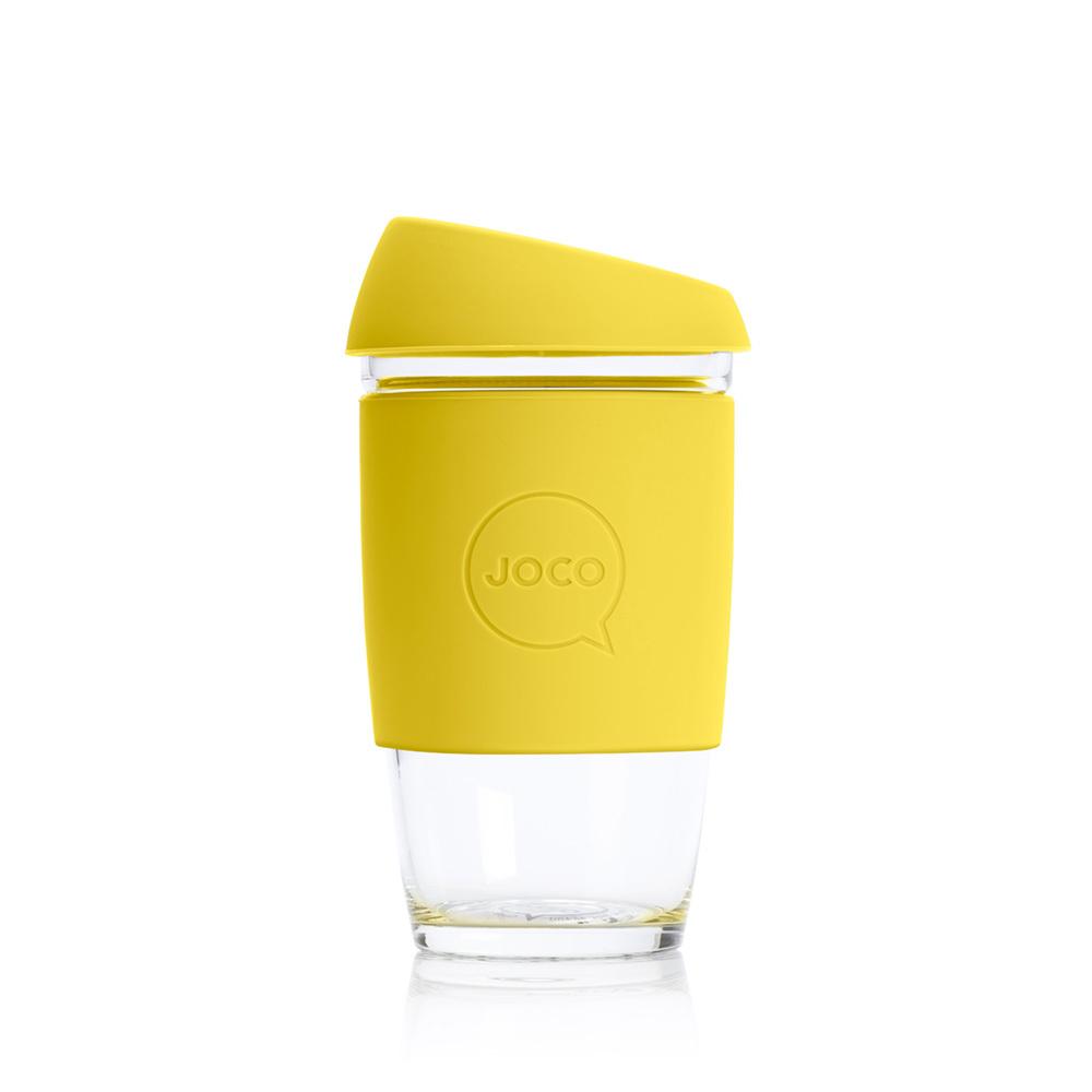 JOCO Reusable Glass Cup Meadowlark (6oz)