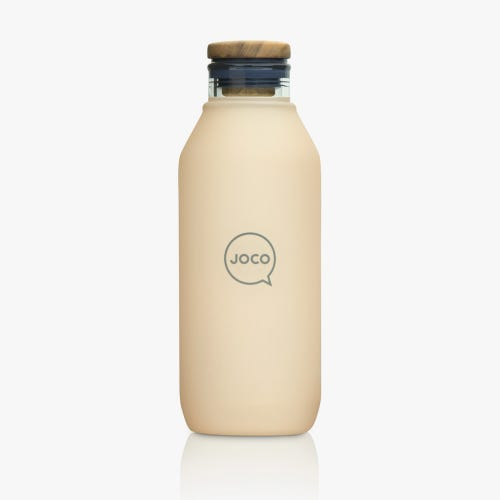 JOCO Reusable Water Bottle Amberlight 600ml (20oz)