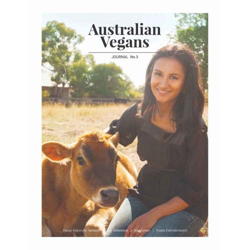Australian Vegans Journal No. 3
