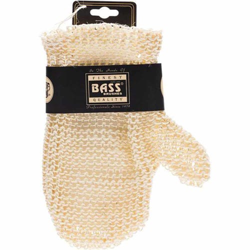 Bass Sisal Exfoliating Glove