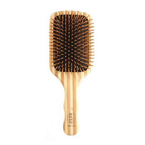 Bass Brushes Bamboo Hairbrush -  Large Paddle