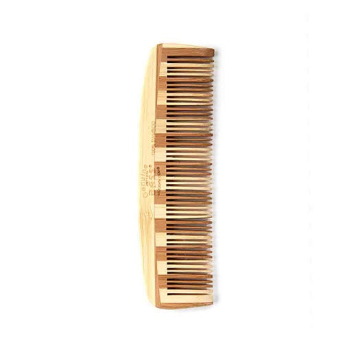Bass Brushes Bamboo Comb Pocket Size