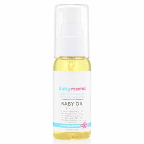 Baby Mama Baby Oil (50ml)