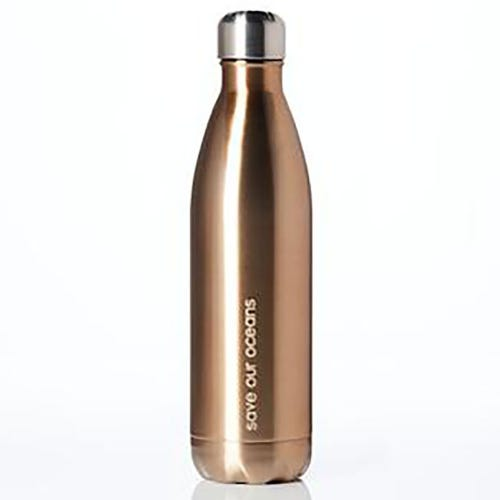 BBBYO Stainless Steel 750ml Bottle Gold