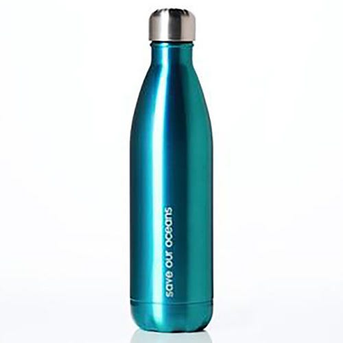 BBBYO Stainless Steel 750ml Bottle Mint