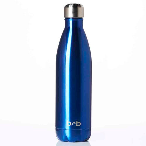 BBBYO Stainless Steel 750ml Bottle Blue