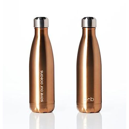 BBBYO Stainless Steel 500ml Bottle - Gold