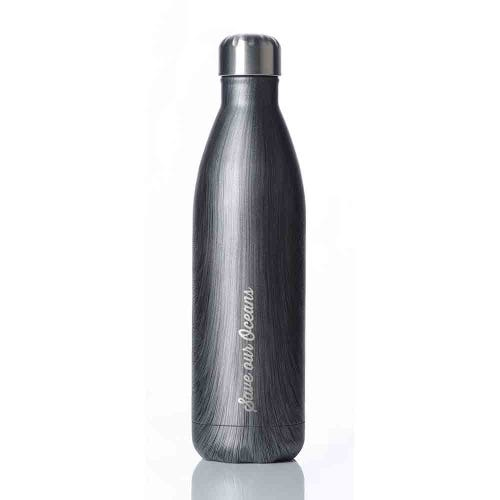 BBBYO Stainless Steel 750ml Bottle Blackwood