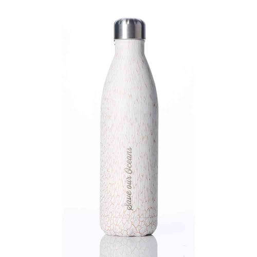 BBBYO Stainless Steel 750ml Bottle Whitesand