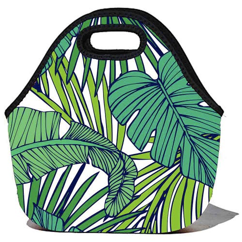 BBBYO Kids Lunch Bag - Frond