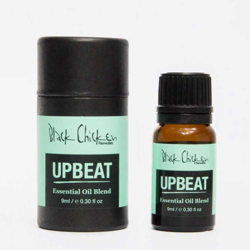 Black Chicken Remedies Essential Oil - Upbeat