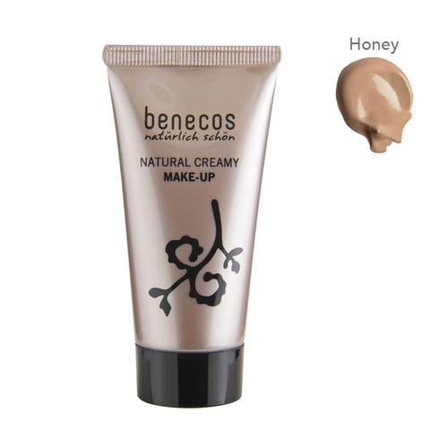 Benecos Natural Creamy Make Up Foundation Honey (30ml)
