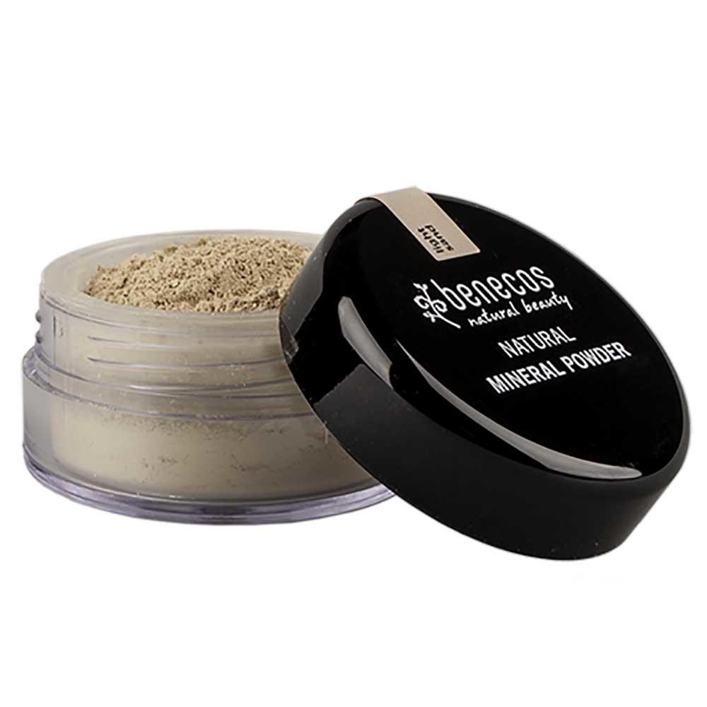 Benecos Natural Mineral Powder Light Sand (10g)