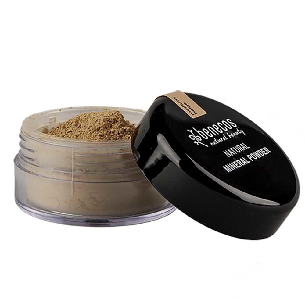 Benecos Natural Mineral Powder Medium Beige (10g)