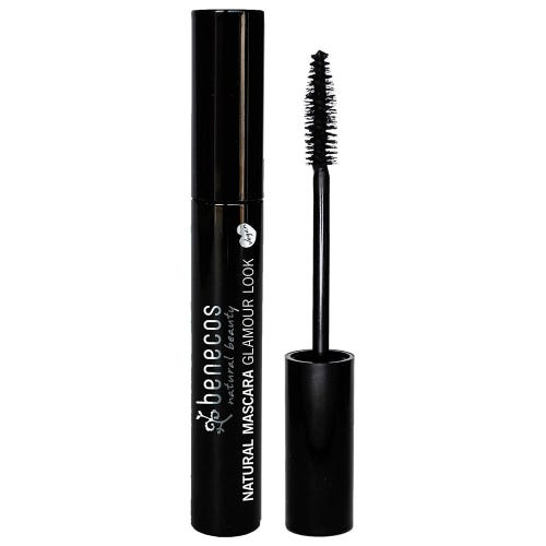 Benecos Natural Mascara Vegan Glamour Look Black (8ml)