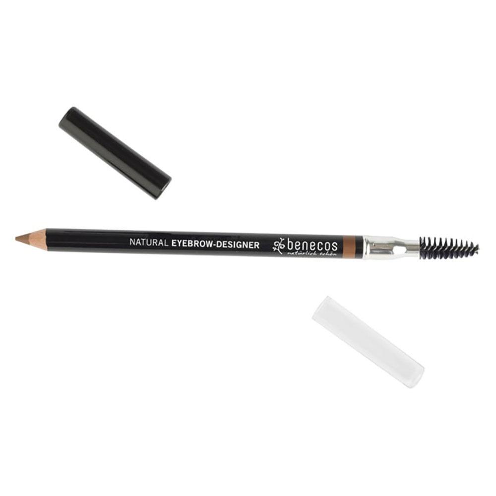 Benecos Natural Eyebrow Pencil Gentle Brown